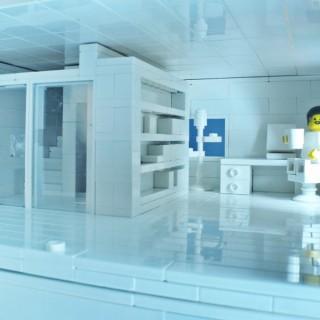 レゴで建築 安藤忠雄「4×4の家」